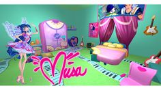 Coloring Pages Roblox : Anywhere i look i see magic by bloom2 winx fairies pinterest