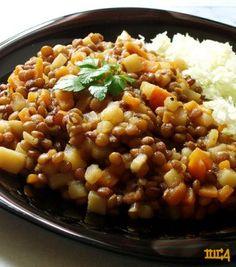 ... Lentil recipes on Pinterest | Lentil recipes, Lentils and Lentil stew