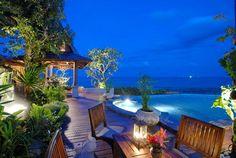 Soirée paradisiaque en Thaïlande