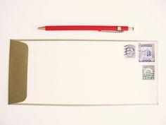 Vintage Postage Stationery Set | Paper Pastries