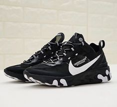 timeless design f165f 63862 Nike React Element 87 x Undercover 🔥 Undercover, Luxury Clothing, Chunky  Shoes, Sneaker