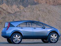 Renault Koleos Concept '2000