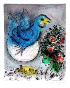 Marc Chagall 1968