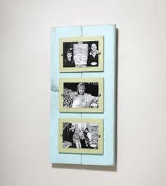 Preppie Peonie: DIY Wooden Picture Frames