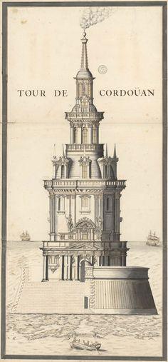 FRANCIA Cordouan 1611, Estuario de la Gironda 1