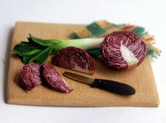 Red cabbage in 1:12 scale | Flickr - Photo Sharing!