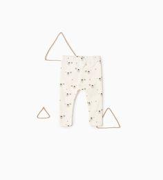 Image 1 of Little bears leggings from Zara