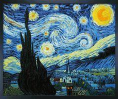 Van Gogh - Starry Night - overstockArt.com