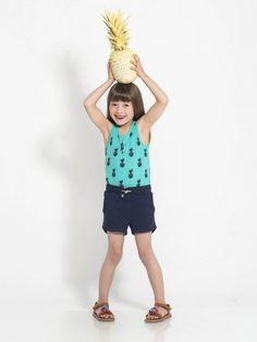 Organic Girls Nika Sport Shorts - Nautical Navy