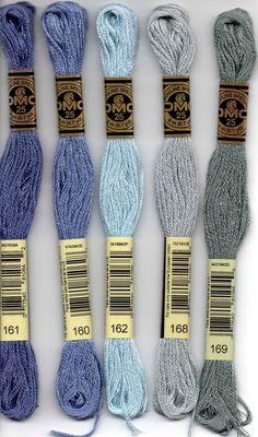 "/""DMC 6-Strand Embroidery Cotton 8.7yd-Very Light Peach Flesh Set Of 12/"""