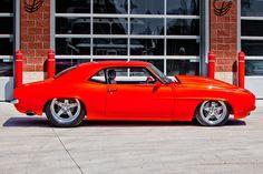 Gary Reimer's 69 Camaro