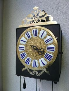 cartouche - Schreurs klokken