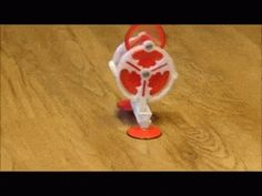 Engineer Creates the Gyroman – 3D Printed, Money Filled, Walking Mechanism http://3dprint.com/58268/3d-printed-walking-toy/