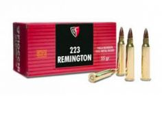 Remington 223 - 55 grs VM