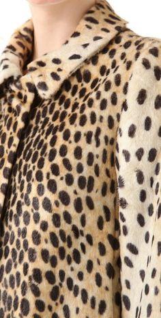 By Malene Birger Galatea Leopard Jacket.
