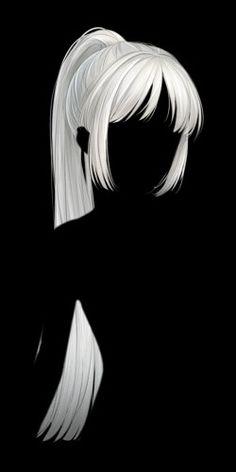 Manga Hair, Anime Hair, Anime Eyes, Hair Reference, Drawing Reference Poses, Jojos Bizarre Adventure Jotaro, Kawaii Wigs, Medieval Drawings, Drawing Hair Tutorial
