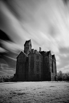 Flare - Photo of the Abandoned Worcester State Hospital