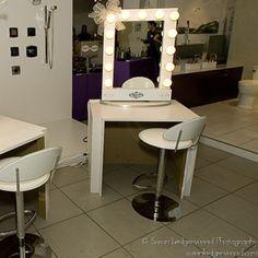 1000+ images about Home/Studio Office Ideas on Pinterest Makeup vanities, Vanities and Makeup ...