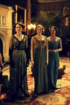 Mary,Edith and Sybil