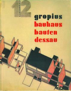 Bauatelier Gropius 1929 Postkarte Dessau Edmund Collein