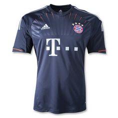 camisetas bayern munich 2012-2013 tercera equipacion http://www.camisetascopadomundo2014.com/