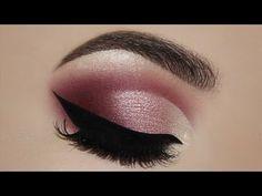 Esfumado na Diagonal COM TRUQUE! Maquiagem para INICIANTES - Makeup Tutorial - YouTube
