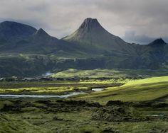 Fögrufjöll by Sverrir Thorolfsson, via Flickr   ....urrrrgh  I wanna go to Iceland so baaad