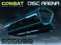[NeurolaB Inc.] BATTLE Disc Arena 2.0 - 2014 | Flickr - Photo Sharing!