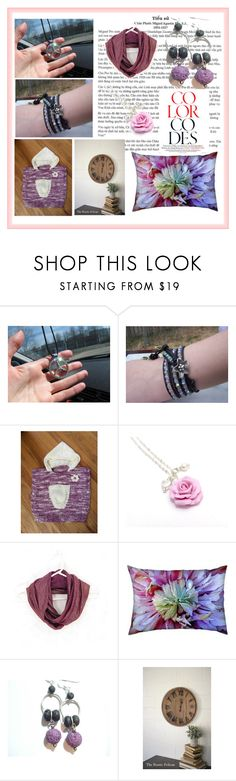 """""""A touch of purple"""" by torijaink ❤ liked on Polyvore"""