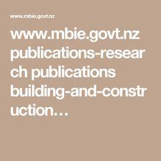 www.mbie.govt.nz publications-research publications building-and-construction…