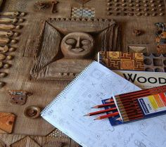 Wood Carvings by Robyn Gordon