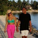 Queen Bey e Jay Z de férias, sabe onde?   Saiba mais! www.celegram.com.br