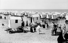 Image result for seaside holidays in the past
