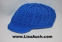 10 Fabulous FREE Crochet Patterns for Baby Hats