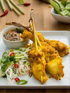 Pak Choi, Tandoori Chicken, Food And Drink, Fresh, Meat, Baking, Ethnic Recipes, Entertaining, Asia