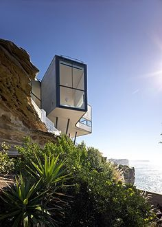 House - Custom Homes, International Projects, Architects - residential architect Magazine Architecture Résidentielle, Australian Architecture, Amazing Architecture, Architect Magazine, Suburban House, Cliff House, Architectural Photographers, Shed Plans, Custom Homes