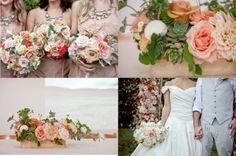 Hochzeit Blumen Deko Brautstrauss