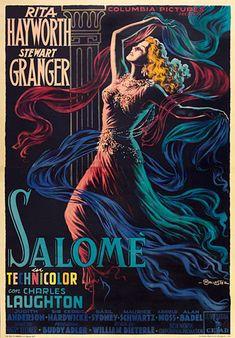 By Anselmo Ballester, 1953,  Salome.