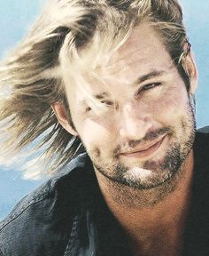 Sawyer (josh holloway) miss my favorite hunky fictional character