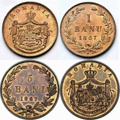 Leul românesc după 147 de ani! Old Coins, The Beautiful Country, Romania, Personalized Items, Technology, The World, Coins, Engineering, Tecnologia