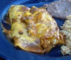 Mommy's Kitchen: Our Favorite Cheese Enchiladas