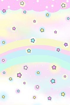 Cute pastel wallpaper, star wallpaper, hello kitty wallpaper, lock screen w Unicorn Wallpaper Cute, Unicornios Wallpaper, Wallpaper Fofos, Cute Pastel Wallpaper, Cute Wallpaper For Phone, Hello Kitty Wallpaper, Kawaii Wallpaper, Cute Wallpaper Backgrounds, Pretty Wallpapers