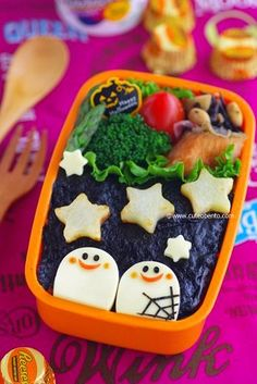 Ghosts Bento