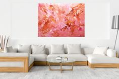 Enter my Soul – XXL abstract painting Beneath The Surface, Golden Color, Abstract Styles, Acrylic Painting Canvas, Abstract Landscape, New Art, Blinds, The Originals, Artwork
