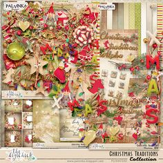 Christmas Traditions Collection