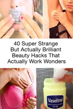 These strange but genius beauty hacks work like a charm. Looking good has never been so easy. These beauty tips and tricks and skincare hacks will help you look your best on a budget! Source by More from my site hacks makeup tricks ideas Cube … Diy Beauty Hacks, Beauty Hacks That Actually Work, Beauty Hacks For Teens, Beauty Hacks Skincare, Skincare Routine, Beauty Ideas, Beauty Products, Diy Hacks, Natural Beauty Hacks
