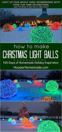 Top Ten DIY Ways To Get Into The Holiday Spirit
