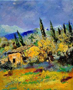 Provence 452190. Pol Ledent