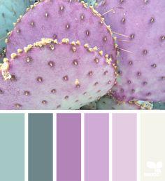 Pastel Punch |  Spring | image via: @studiojanellegonyea via @designseeds