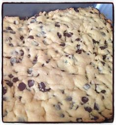 """Easy Cookies! Yummy  give it a try!   1 box of Yellow Cake Mix 2 Eggs Beaten 5 tbs of Melted Butter ... 1 pack of Chocolate chips ( or M&Ms would be great too!) ,  Mix all ingredients together, Bake at 350 degrees for 20-25 Minutes. ** Be sure to SHARE to SAVE to your own Timeline! This one is a keeper!! **  ☆ Share To Save To Your Timeline ☆ For more great recipes here's my awesome RECIPE GROUP -> https://www.facebook.com/groups/lisastipsntricks  ✔ Like ✔ """"Share"""" ✔ Tag ✔ Comment ✔ Repost  M"""